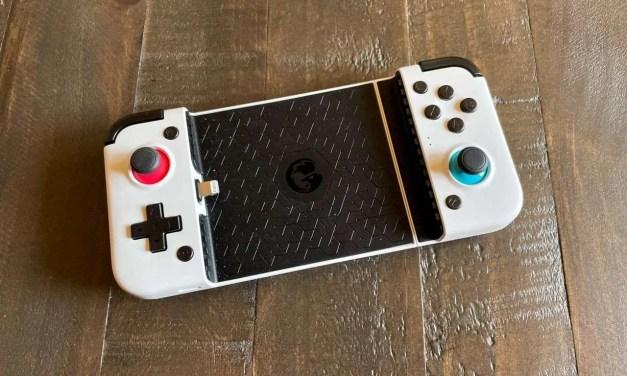 GameSir X2 Lightning Mobile Gaming Controller REVIEW