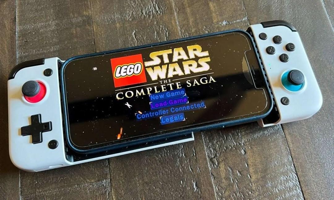 GameSir X2 Lightning Mobile Gaming Controller