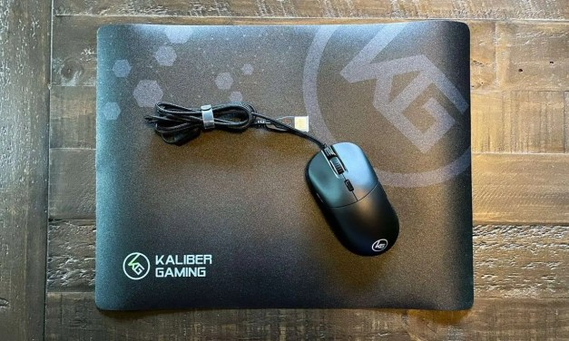IOGEAR SYMMETRE II Pro FPS Gaming Mouse and SURFAS II Gaming Mouse Mat REVIEW