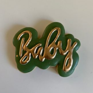 Baby - Word Cutter with Stencil DUO