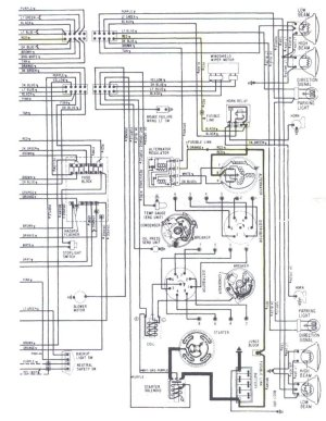 electrical problem  Chevelle Tech