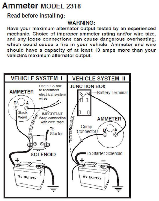 67 mustang ammeter gauge wiring diagram  1967 ford mustang