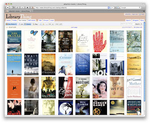 LibraryThing_covers