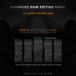 BW Artisan Pro v1.3 Panel for Adobe Photoshop CC 2015-2019 macOS