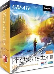 Cyberlink photodirector ultra 10 icon
