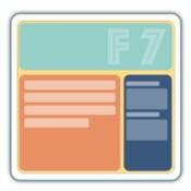 Flux 7 icon
