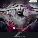 magic retouch pro 4 3 plug in for adobe photoshop