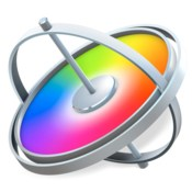 Motion by apple logo icon