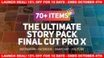 the ultimate story pack final cut pro x apple motion