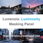 Lumenzia (Luminosity king Panel) 7.0 for Photoshop
