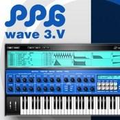 Waldorf ppg wave 3 v icon