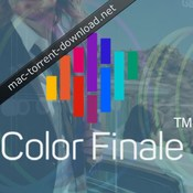 Color finale 1 8 for final cut pro x icon
