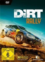 Dirt rally game icon