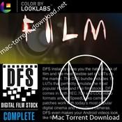 Looklabs digital film stock icon