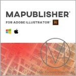 Avenza MAPublisher for Adobe Illustrator 10.3