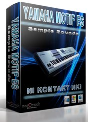 Norctrack yamaha motif es icon