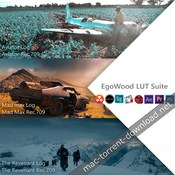 The ego works 3d luts suite icon