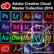 Adobe CC Masterrh Collection 2019 icon