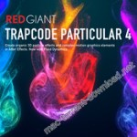Red Giant Trapcode Particular 4.1 for Adobe After Effects