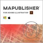 Avenza MAPublisher for Adobe Illustrator 10.4