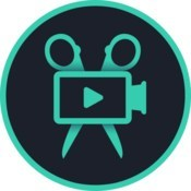 Video editor movavi a superfast streamlined app for easy video editing on mac icon