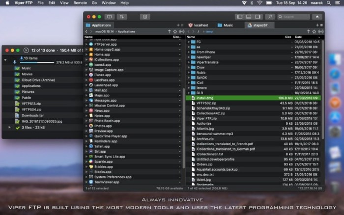 Viper FTP 5 3 1 53102 - Mac Torrents