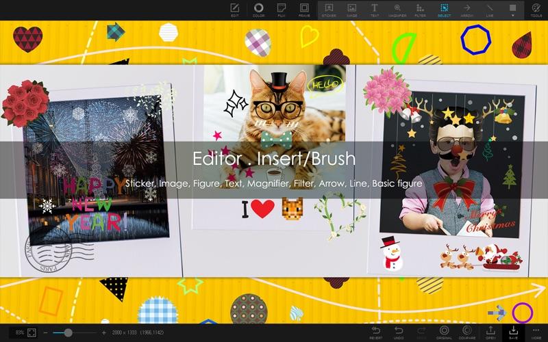 PhotoScape X - Photo Editor Screenshot 4