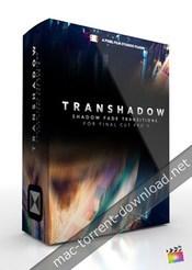 Pixel film studios transhadow shadow fade transitions for fcpx icon
