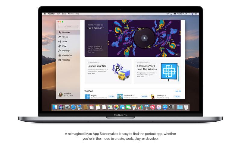 macOS Mojave Screenshot 5