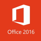 Microsoft office 2016 for mac logo icon