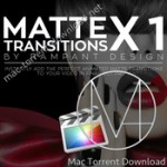 Rampant Design Tools – Matte Transitions X v1 – 40 HD FCPX Effects