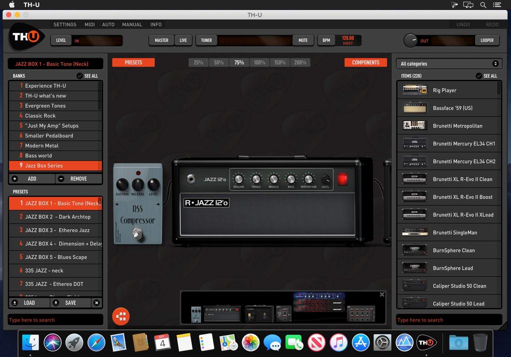 Overloud TH_U Complete v1020 WIN MAC Screenshot 01
