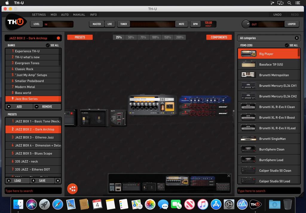 Overloud TH_U Complete v1020 WIN MAC Screenshot 02