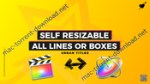 Box Titles – Self Resizing for Final Cut Pro X