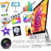 Apple App Bundle Oct 2018