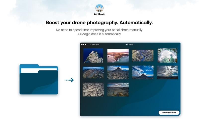 AirMagic Screenshot 1