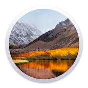 Macos high sierra 10 13 icon