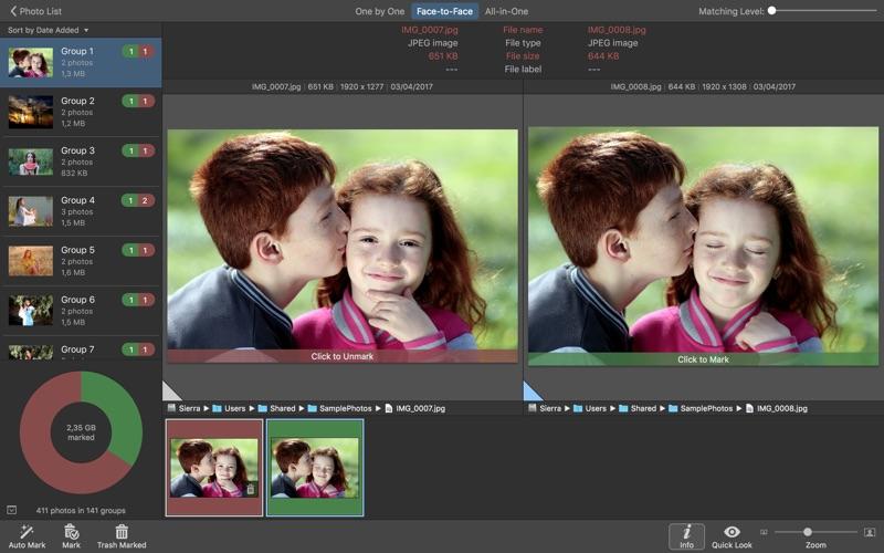 PhotoSweeper Screenshot 1