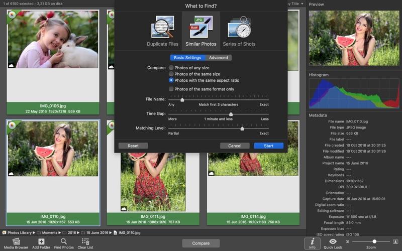PhotoSweeper Screenshot 4