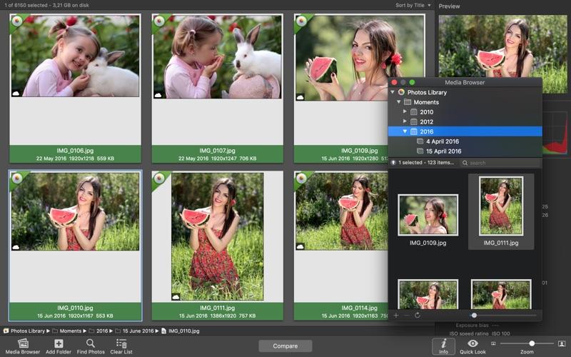 PhotoSweeper Screenshot 5