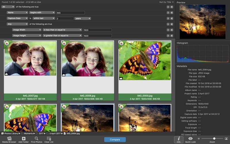 PhotoSweeper Screenshot 6