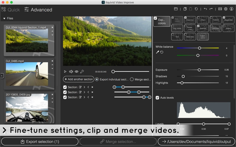 liquivid Video Improve 2 7 0 - Mac Torrents