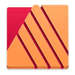 Affinity publisher beta icon