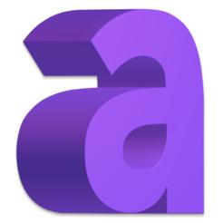 Belight art text 3 icon