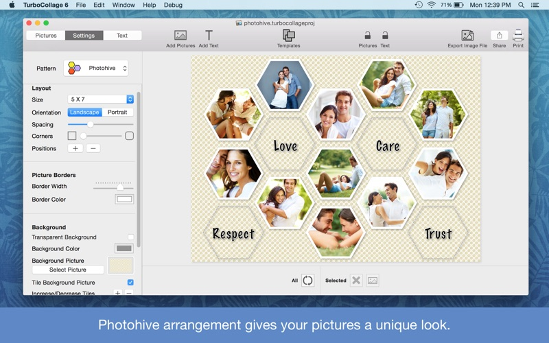 TurboCollage 6 - Collage Creator Screenshot 5 oxw2ho