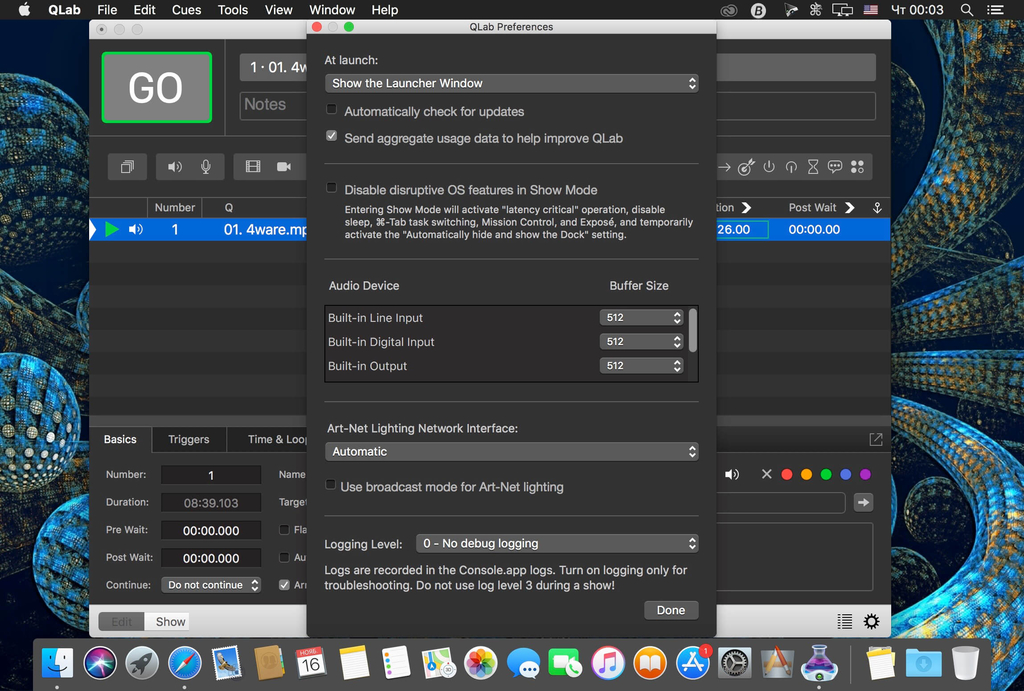 QLab Pro 45 Screenshot 02 141cs2q