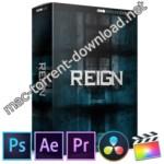 Reign LUTs (Blackmagic) for FCPX PS AE Premiere Resolve (Win/Mac)