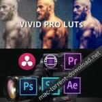 VIVID PRO LUTs & Fantasy LUT pack Lut Market
