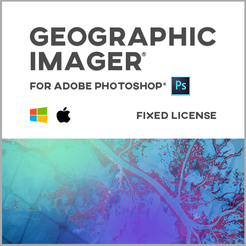 Avenza Geographic Imager for Adobe Photoshop icon