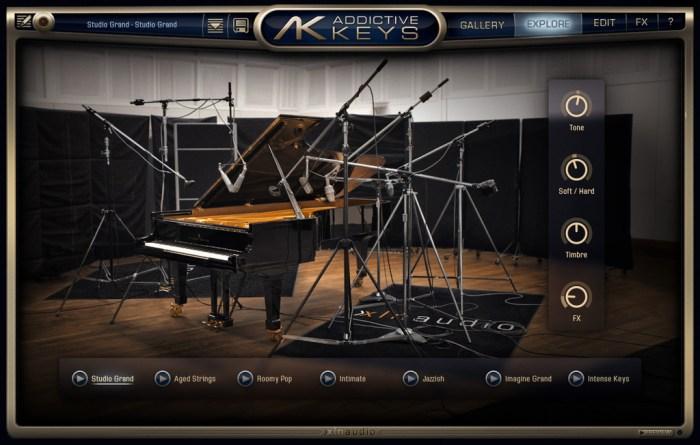 XLN Audio Addictive Keys Complete v118 Win Mac Screenshot 02 ikzch2n